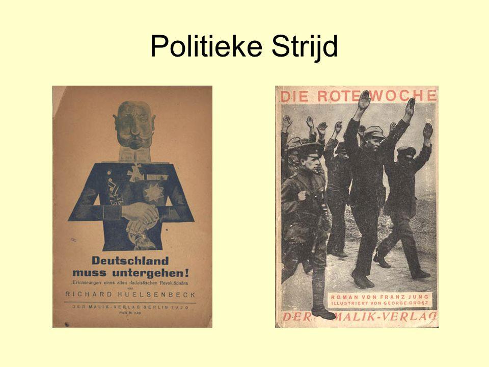 Politieke Strijd