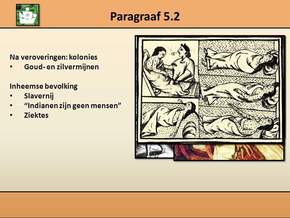 Paragraaf 5.2 Expansie in Indië 1488 Kaap de Goede Hoop 1498 Vasco da Gama Portugezen maken gebruik van handelsnetwerk Versterkte handelsposten