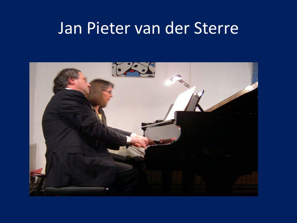 Jan Pieter van der Sterre
