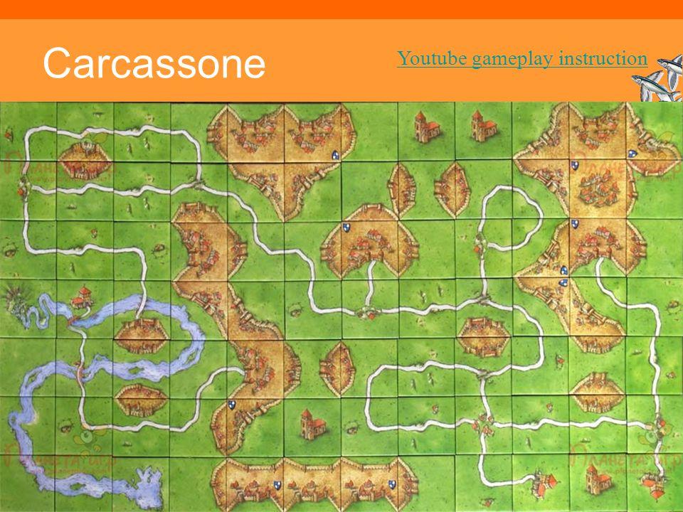 Inleiding Adaptieve Systemen, Opleiding CKI, Utrecht. Auteur: Gerard Vreeswijk Carcassone Youtube gameplay instruction
