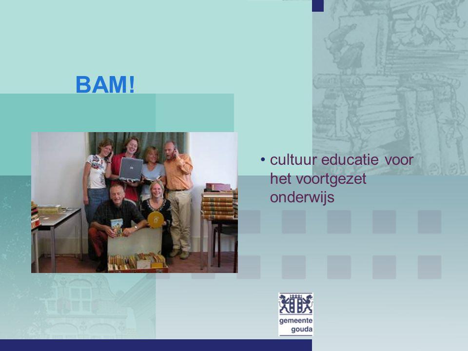 Doelstelling Gezamenlijk nieuwe producten en diensten ontwikkelen voor het voortgezet onderwijs op basis van onze gemeenschappelijke (historische)inhoud.