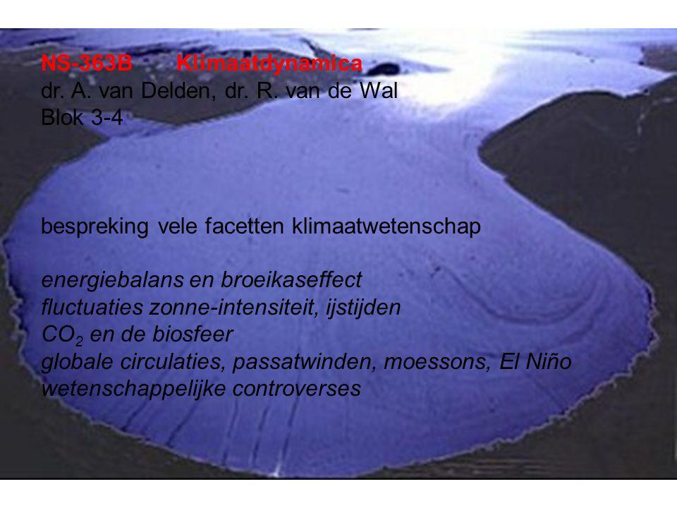 NS-363BKlimaatdynamica dr. A. van Delden, dr. R.