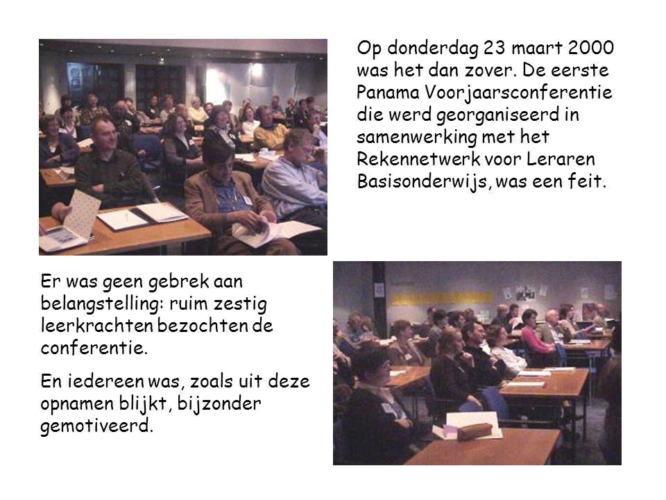 De conferentie was gecentreerd rond een drietal thema's TOETSENTALICT
