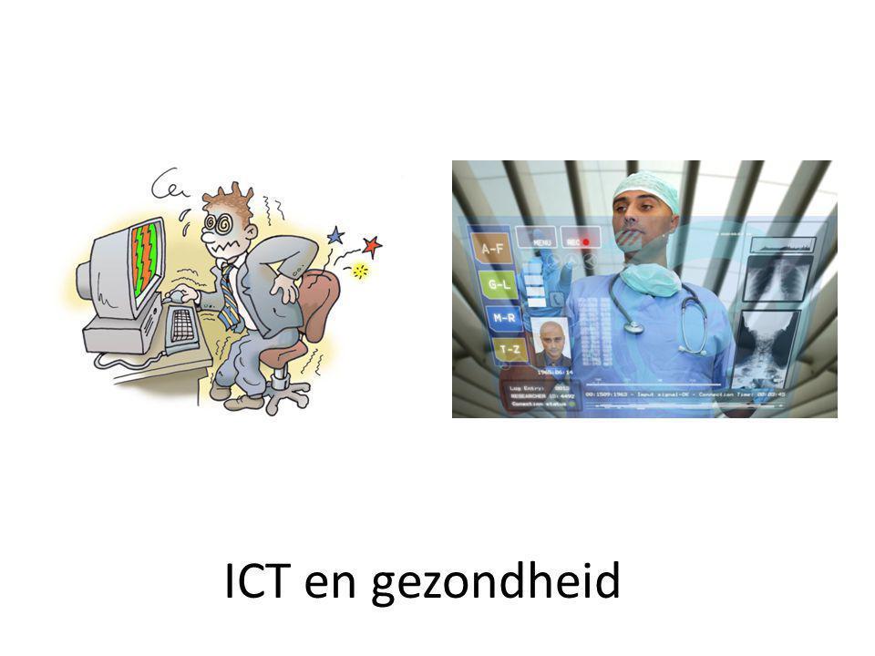 ICT en gezondheid