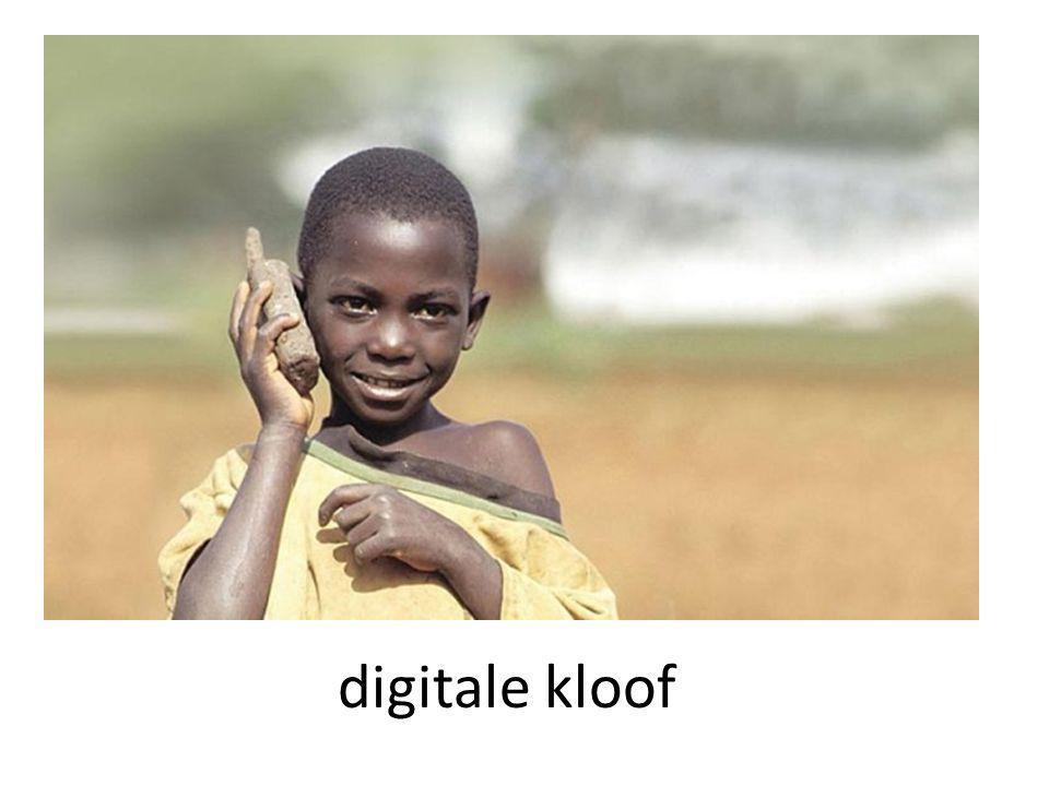 digitale kloof