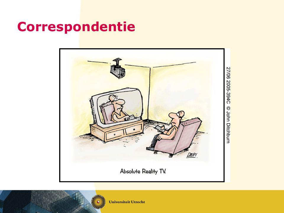 Correspondentie
