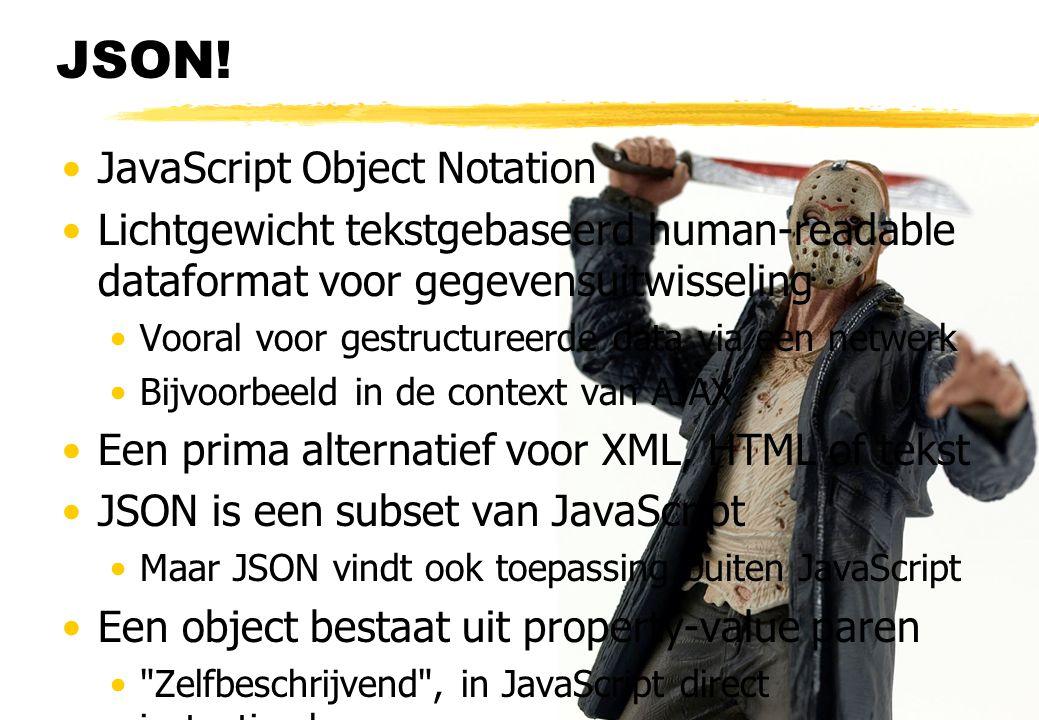 JSON.