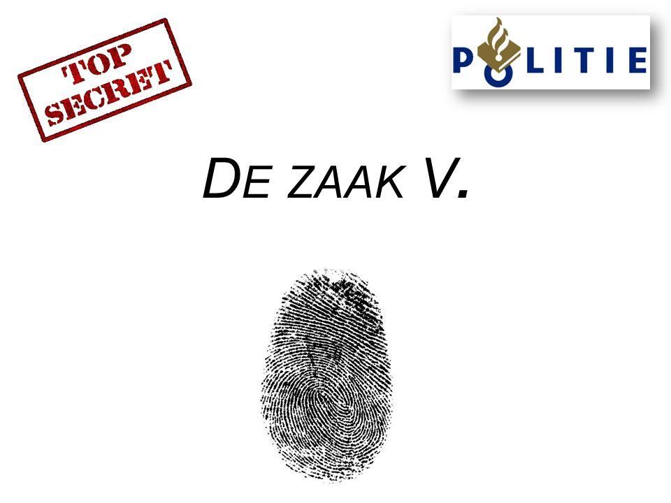 D E ZAAK V.