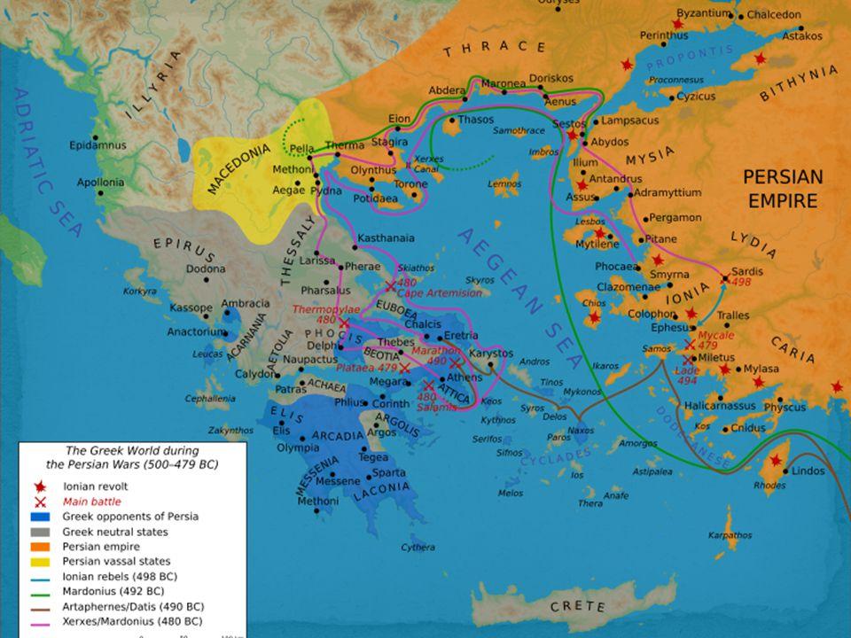 Delisch-Attische Bond 477-404 Kas naar Athene 454 Klerouchiën Tweede Attische bond 377-355