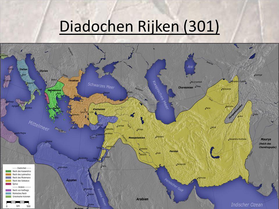 Diadochen Rijken (275)