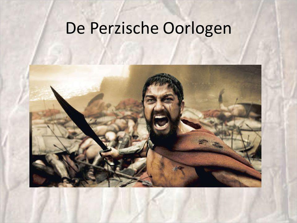 De Perzische Oorlogen
