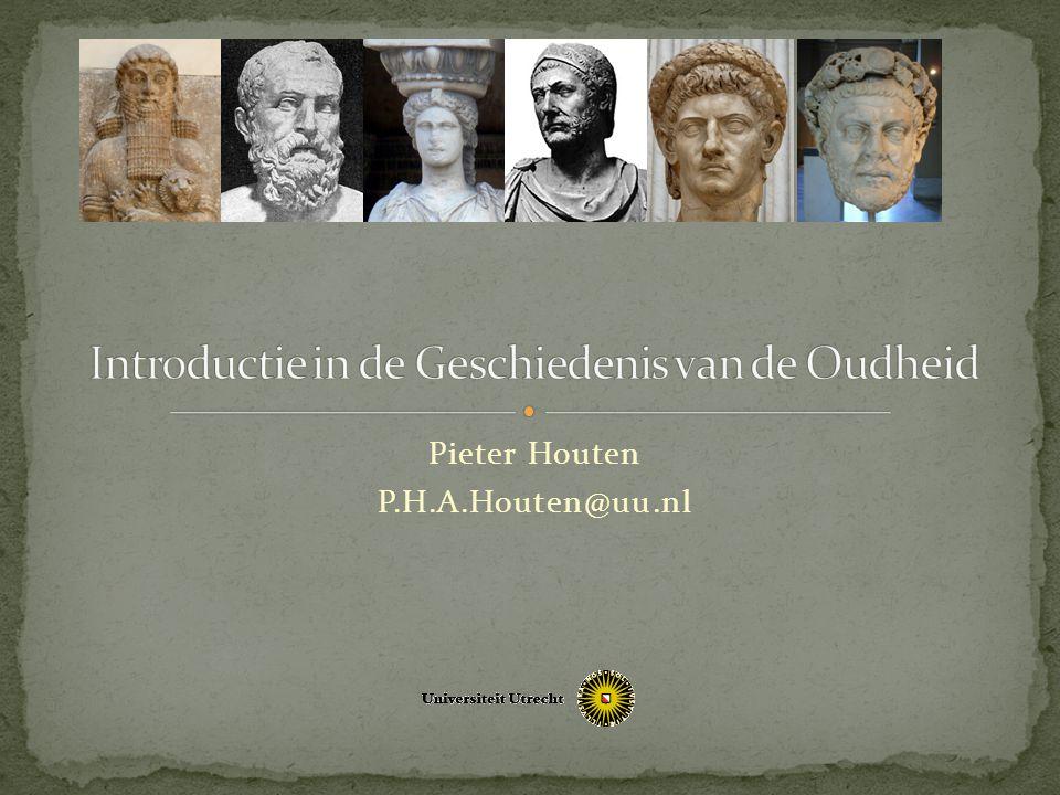Afmelden of prangende vragen: P.H.A.Houten@uu.nl Totale paniek: Dr.
