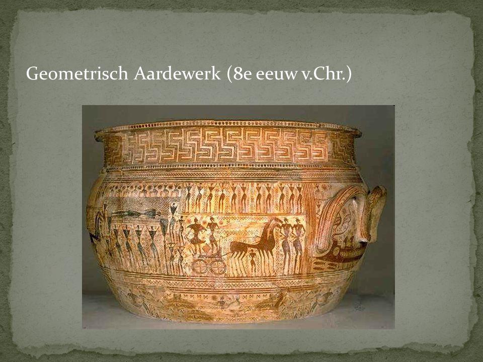 Geometrisch Aardewerk (8e eeuw v.Chr.)