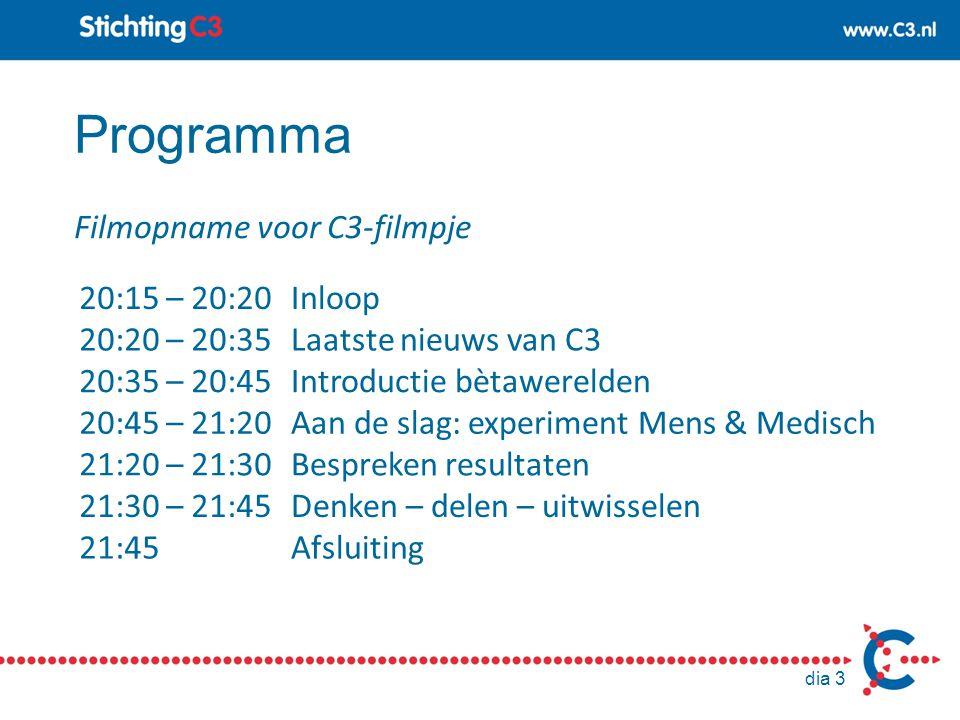 Laatste nieuws van C3 Algemeen C3-team vanaf 15-11-13 met 7 personen http://onderwijsmiddelen.C3.nl Basisonderwijs Lesboekje 'een gesmeerde chemieles' i.s.m.