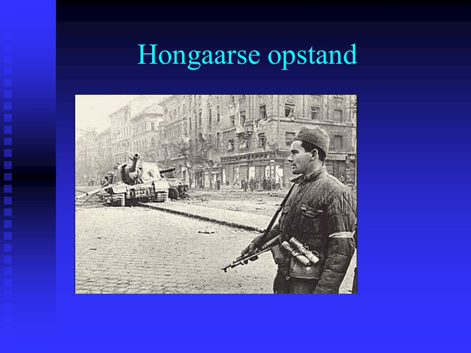 Hongaarse opstand