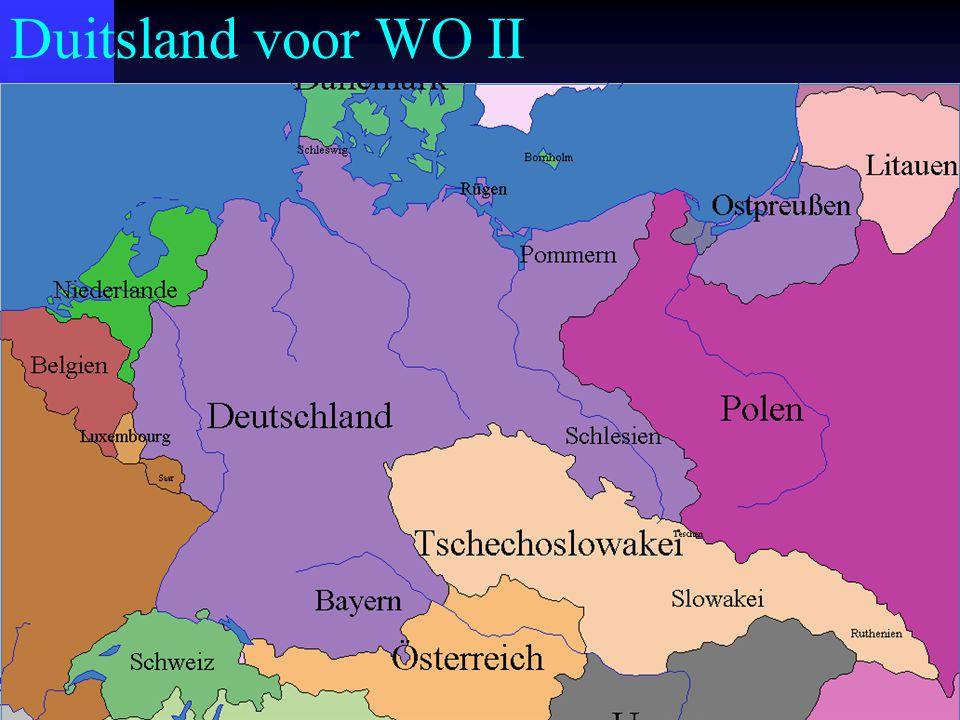 Duitsland voor WO II