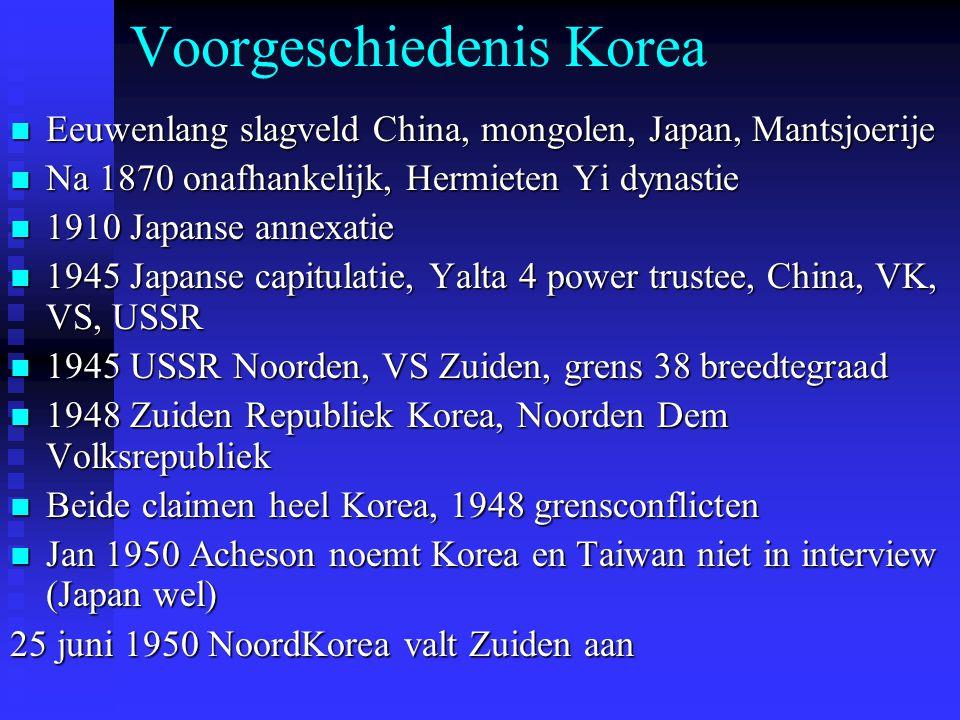 Voorgeschiedenis Korea Eeuwenlang slagveld China, mongolen, Japan, Mantsjoerije Eeuwenlang slagveld China, mongolen, Japan, Mantsjoerije Na 1870 onafh