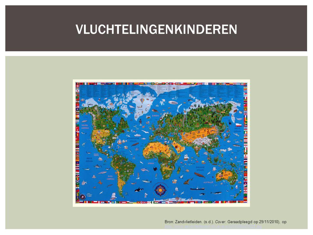 VLUCHTELINGENKINDEREN Bron: Zandvlietleiden. (s.d.).