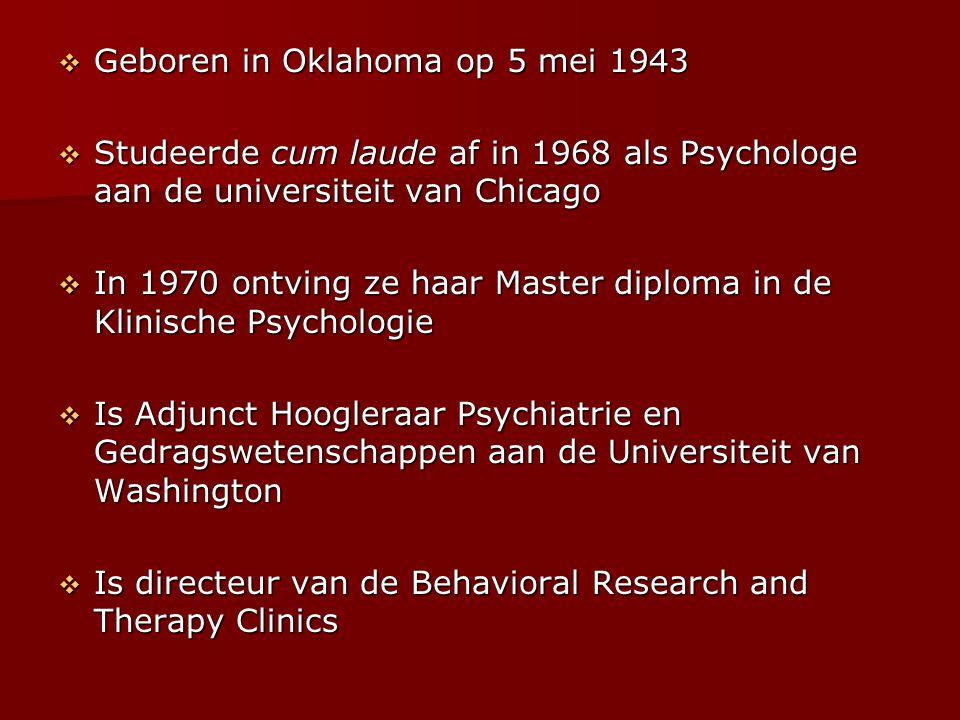 LINEHAN-METHODE = Dialectische gedragstherapie (DBT)  een vorm van psychotherapie met concepten van acceptatie en mindfulness  voor mensen met Borderline persoonlijkheidsstoornis (?)(?)