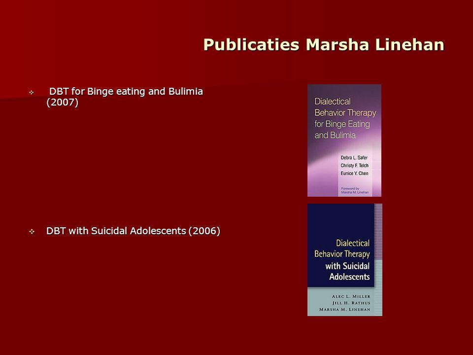 TTTTreating Borderline Personality Disorder (2006) TTTThis one moment : Skills for everyday Mindfulness (2005)