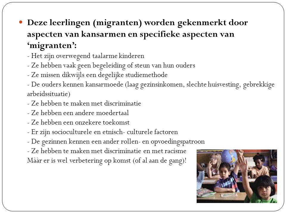 Bibliografie (bronvermelding) SALMI A, Lesgeven aan Fatima en Ahmed, Leuven, Acco,1996 Google (2009,25) Opgeroepen op 11-2009, van afbeeldingen: http://www.bol.com/nl/p/boeken/lesgeven-aan-fatima-en- ahmed/666812586/index.html http://www.alisalmi.be/ http://www.depers.nl/UserFiles/Image/2008/200811/20081106/school.onder wijs.klas.425.jpg http://www.vkblog.nl/pub/mm/tempest/755/Image/leerlingen%20presentere n.jpg http://weblogs.nrc.nl/discussie/files/0807/schoolkinderen.JPG http://taalschrift.org/img/okt_06.jpg