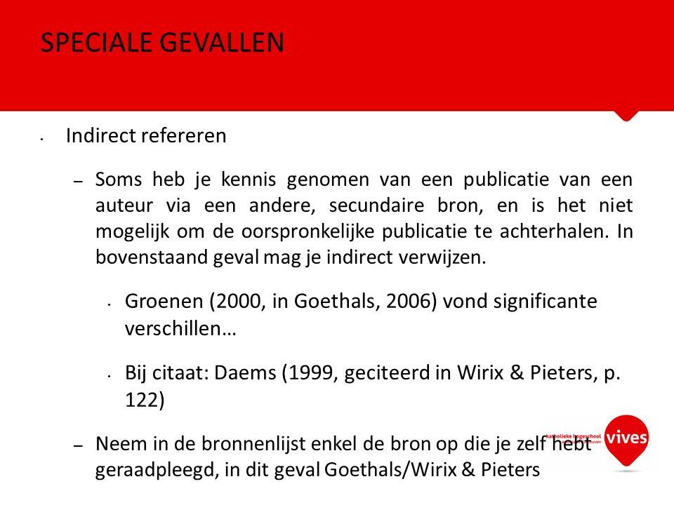 Broothaers, R., Mentens, R., & De Soete, G.(1984).