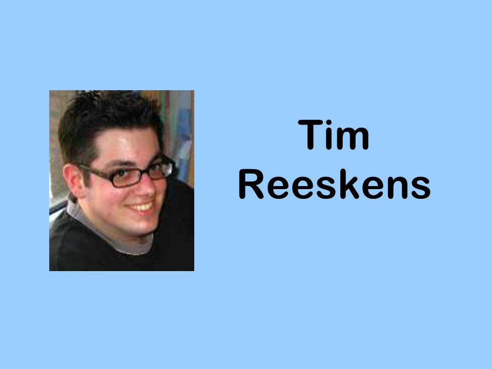 Tim Reeskens