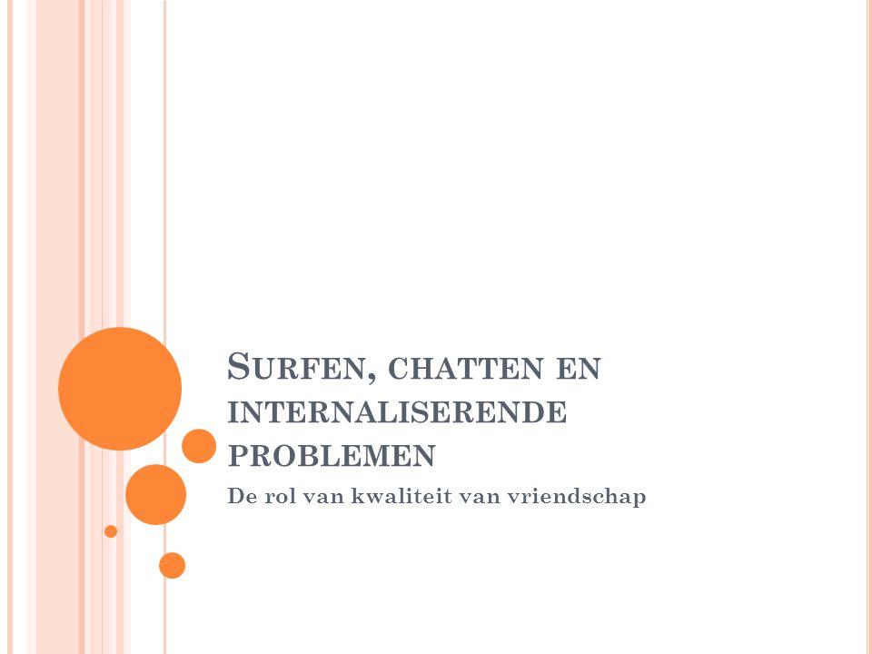 A UTEURS Maarten H.W. Selfhout, Susan J. T. Branje, Marc J.