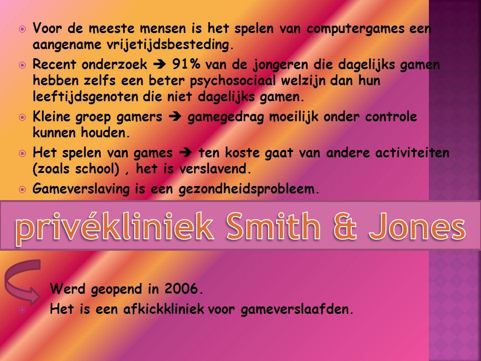  ( Duitsland) is begin 2008 de eerste polikliniek voor game- en  internetverslaving van start gegaan.