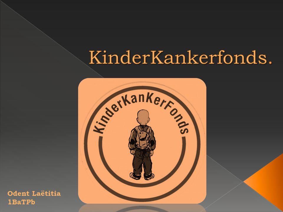 Kinderkankerfonds vzw 1K5- De Pintelaan 185 9000 Gent  Tel.