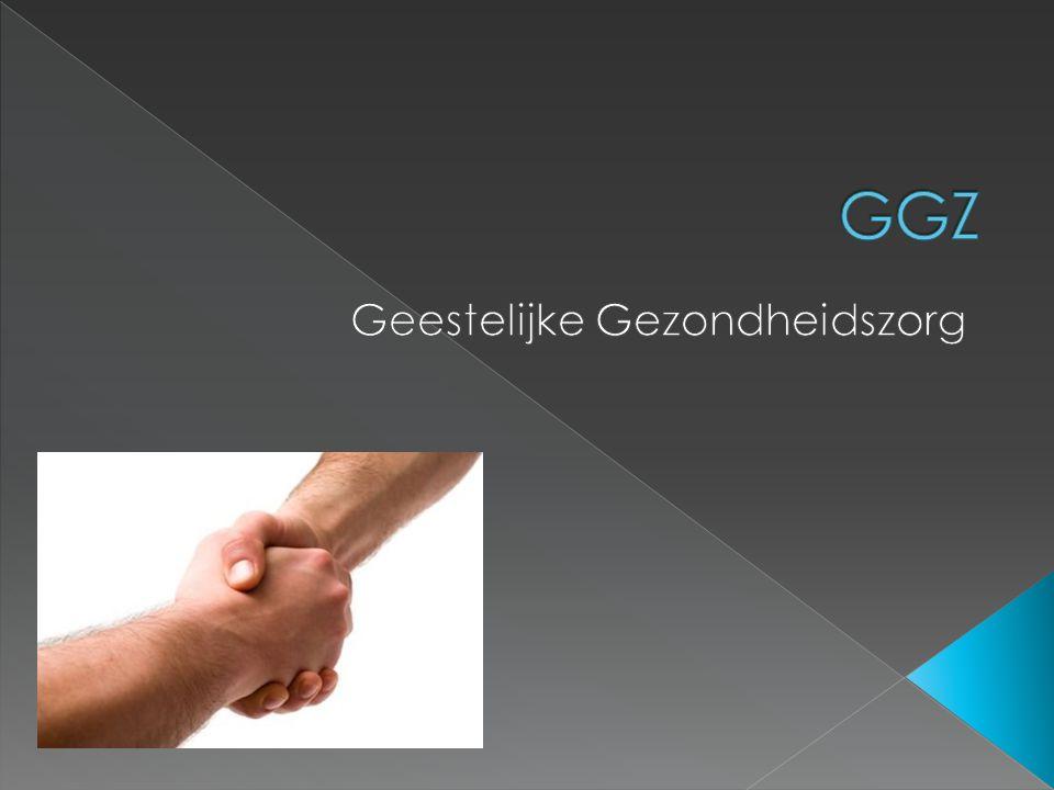  Zorg voor mensen met een dubbele diagnose moet worden verbeterd  Concrete knelpunten die de overheid wil oplossen (betere samenwerking tussen instellingen)  Marktwerking invoeren in GGZ: kwaliteitsverbetering.