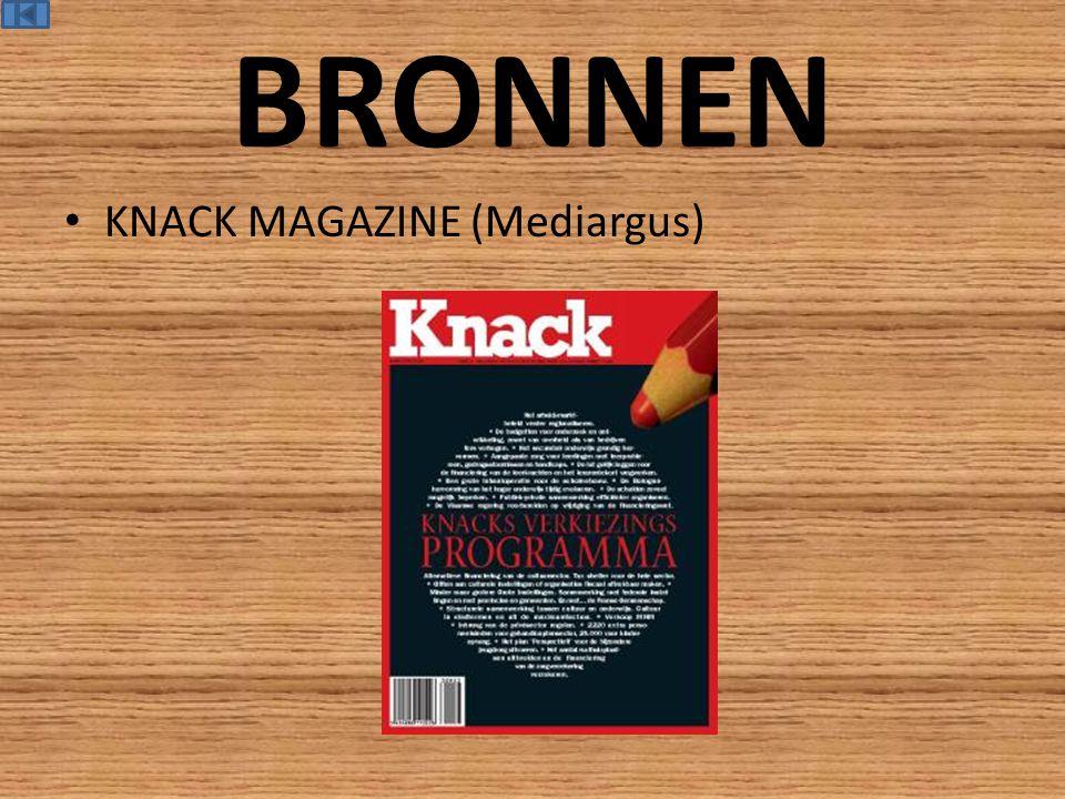 BRONNEN KNACK MAGAZINE (Mediargus)