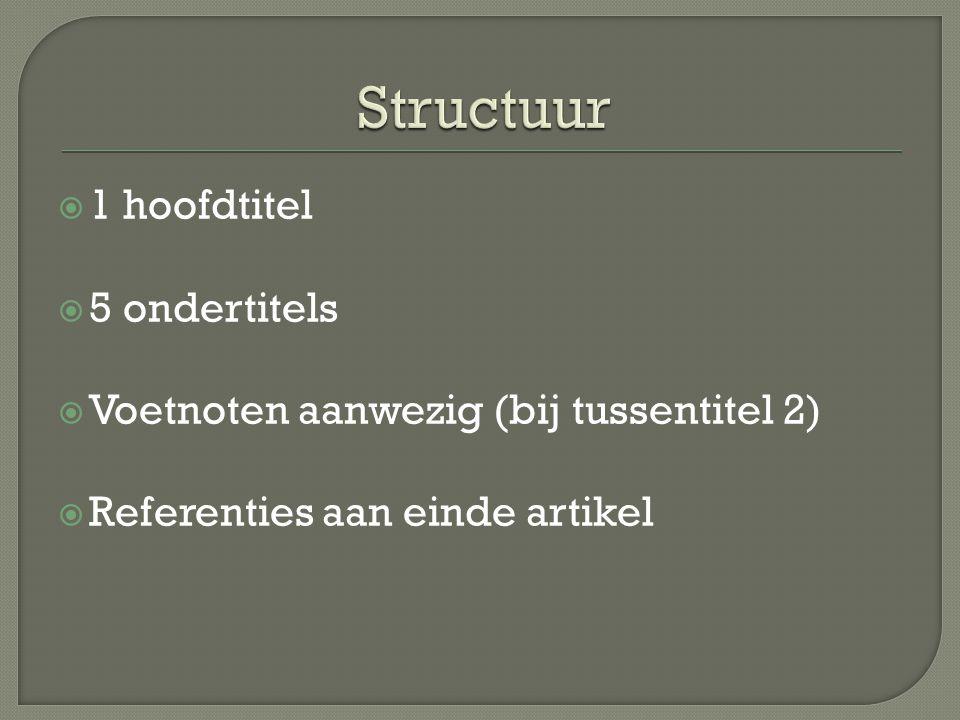 Interessante bronnen om te raadplegen  Wildemeersch, D., Leirman, W.
