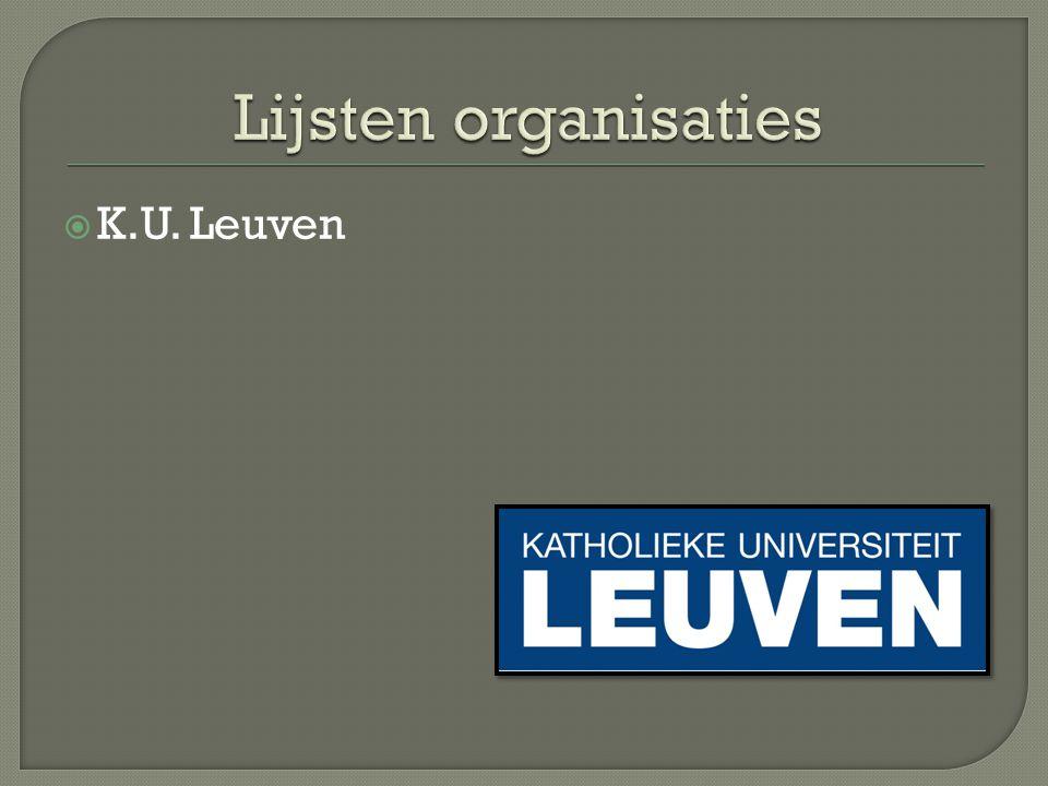  Pierre Bourdieu (Franse socioloog)  Jack Mezirow (Amerikaans socioloog)  Luc Dekeyser ( deeltijds hoofddocent Faculteit Psychologie en Pedagogie)  Deraeck, G.
