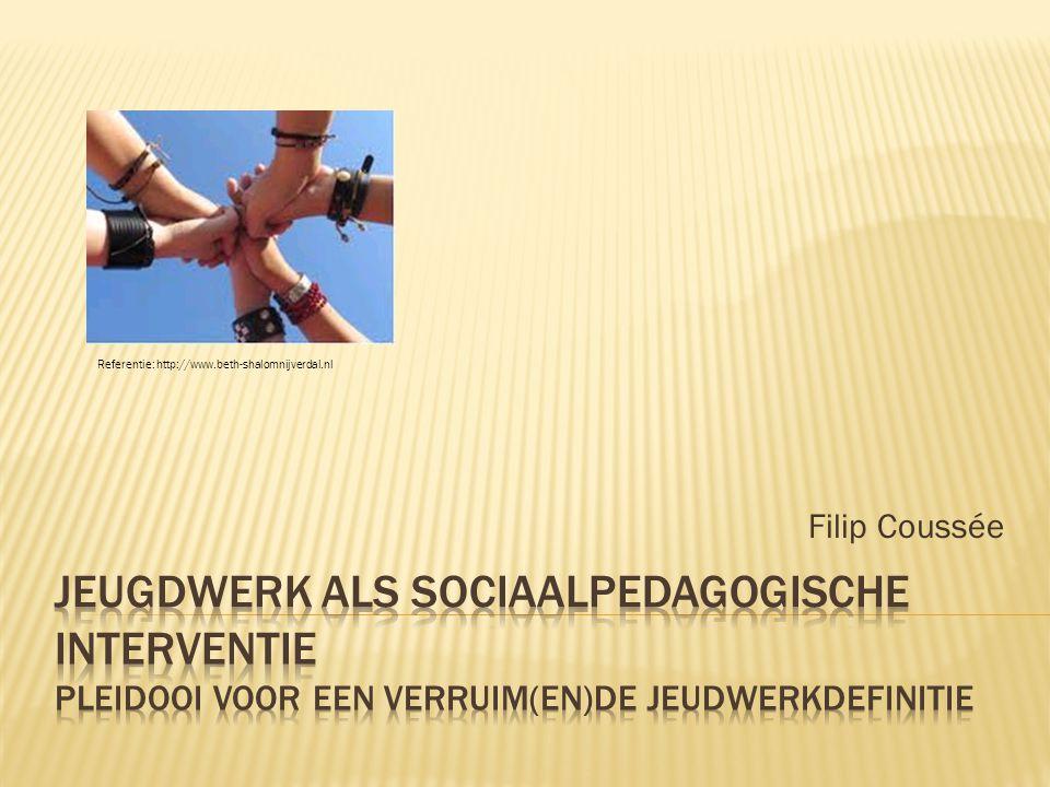 Filip Coussée Referentie: http://www.beth-shalomnijverdal.nl
