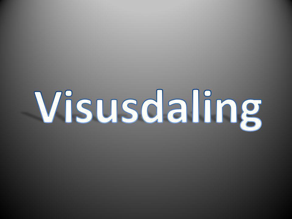 - Een vermindering van de centrale gezichtsscherpte tot 0,1 of minder (Een waarde van 0,1 tot 0,32 staat voor slechtziend) - De visusdaling wordt opgemerkt door de patiënt zelf, in enkele uren of dagen - Vroegtijdig vaststellen van de visusdaling kan blindheid helpen voorkomen -Diagnose aan de hand van tien vragen in een vaste volgorde.