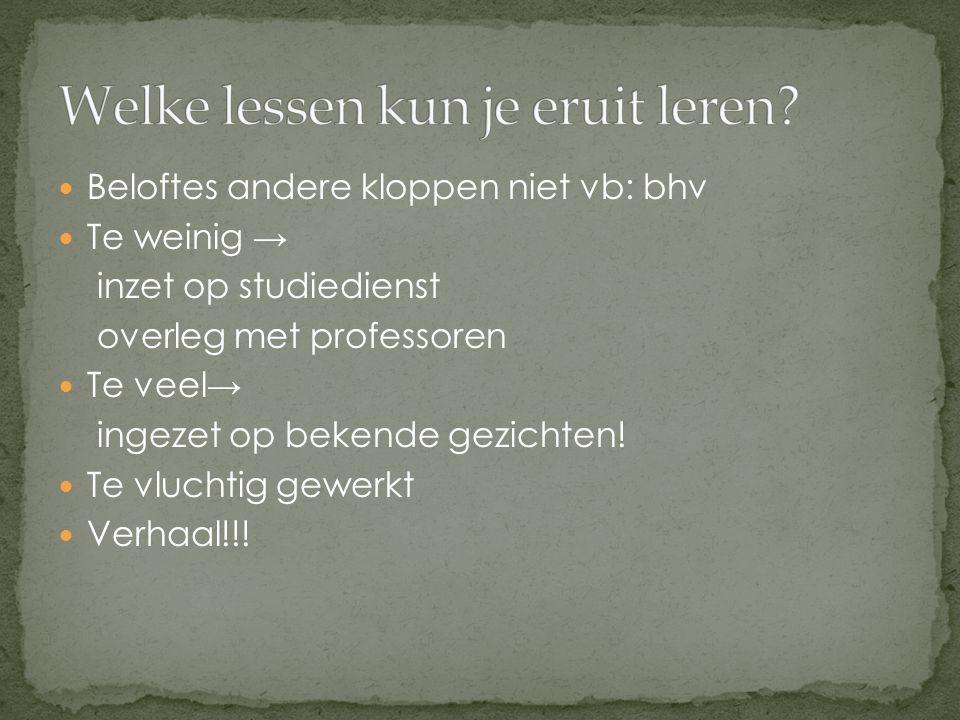 Janssens→ Niet uit eigen overtuiging… Freya→ Zelf geen probleem Munitie gegeven aan rechtse politicie Doodoener Maar veel belangrijke problemen.