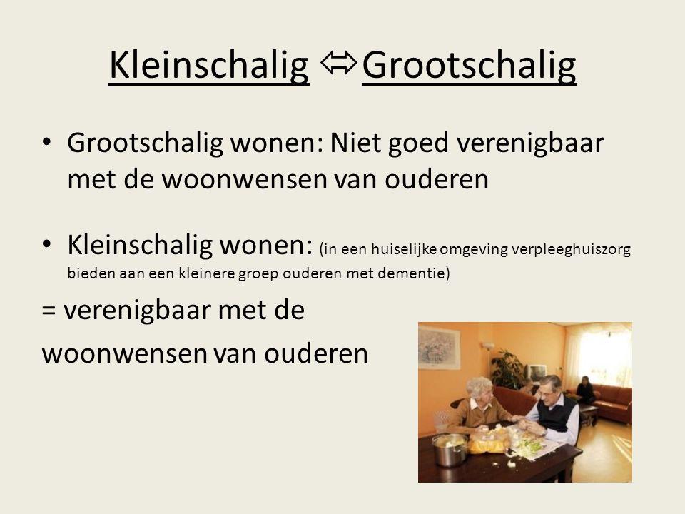 Geschiedenis Eerste kleinschalige woonvorm: - Mussengang (in Groningen, 1986) - Anton Pieck Hofje (in Haarlem, 1989)