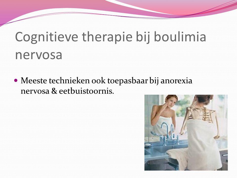 Cognitief model Auteurs schreven nieuw model voor boulimia nervosa.