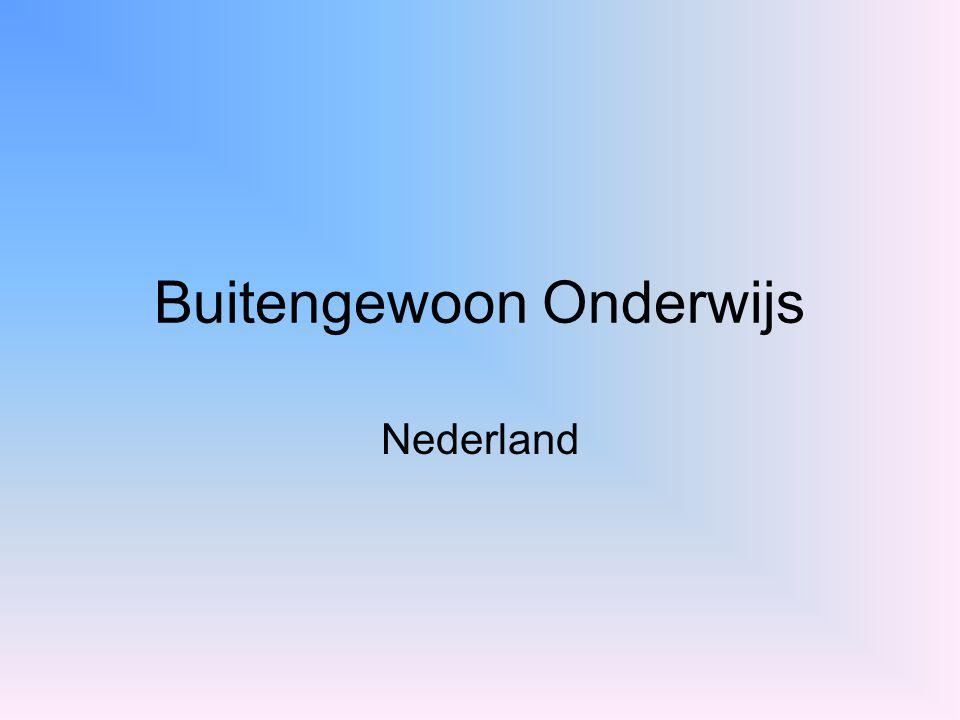 Buitengewoon Onderwijs Nederland