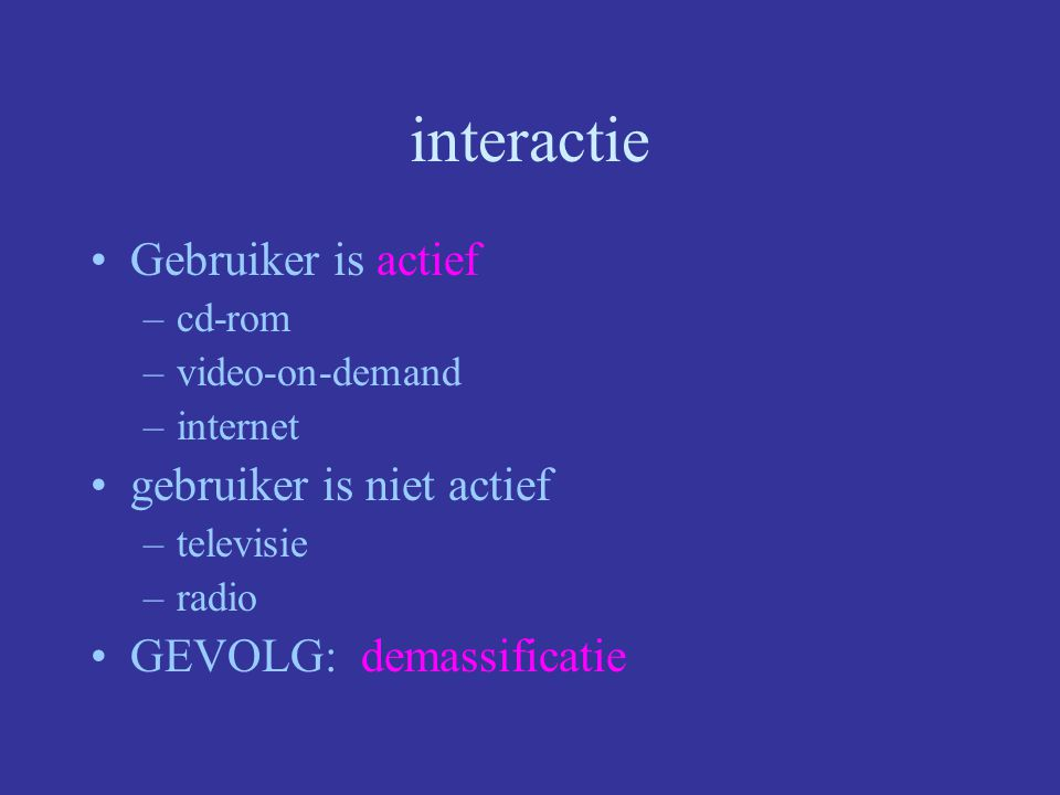 Integratie Coherent synchroon