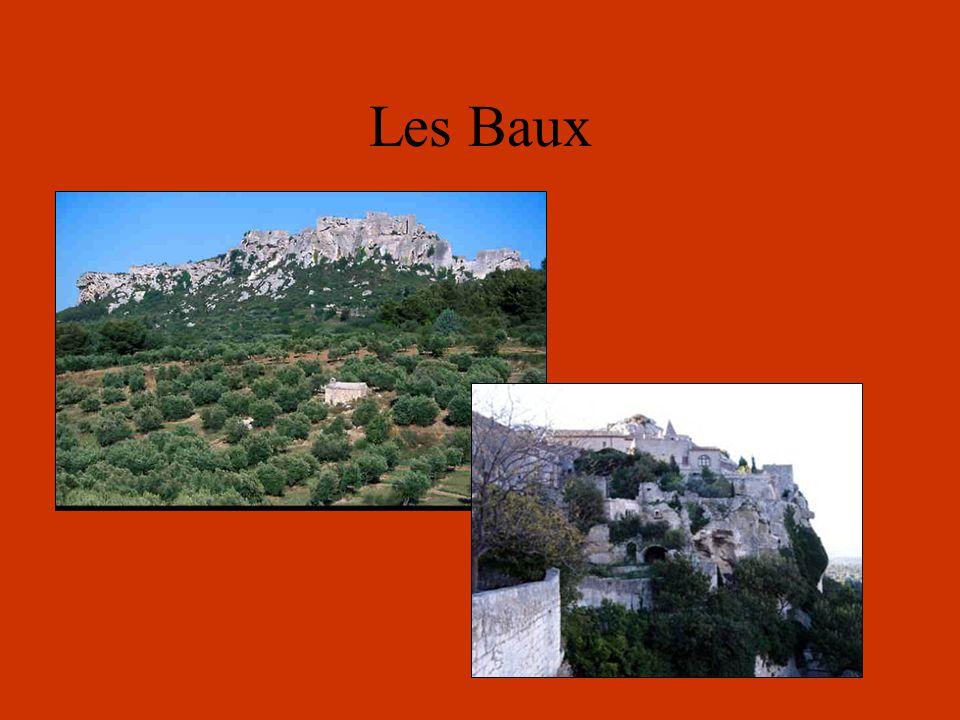 Les Baux
