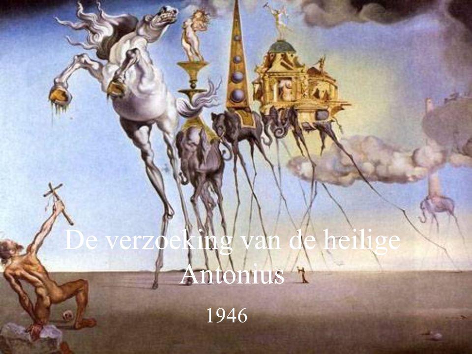 De verzoeking van de heilige Antonius 1946