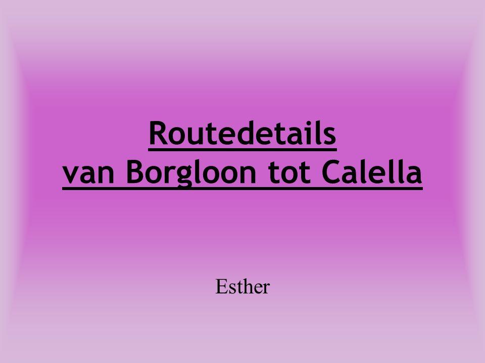 Vertrek : zaterdag 24 maart 2007 omstreeks 20u00 aan school Afstand tot Calella : 1298,7 km Busrit : ongeveer 17 uur Tussenstop Avignon (Frankrijk) : na 12 uur in de bus > 939,1 km  Bezoek Le pont d'Avignon