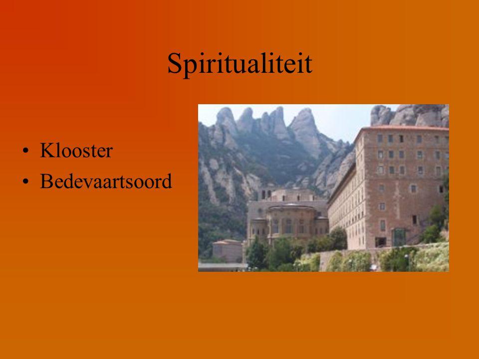 Spiritualiteit Klooster Bedevaartsoord