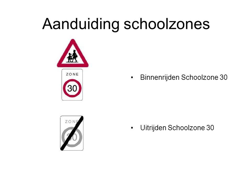 """Overige maatregelen Sint-Kwintens-Lennik Inrichten schoolzones 30 – 30 km/u in schoolomgeving –Basisschool en Lagere en Rijksbasisschool """"De Key"""": Fra"""