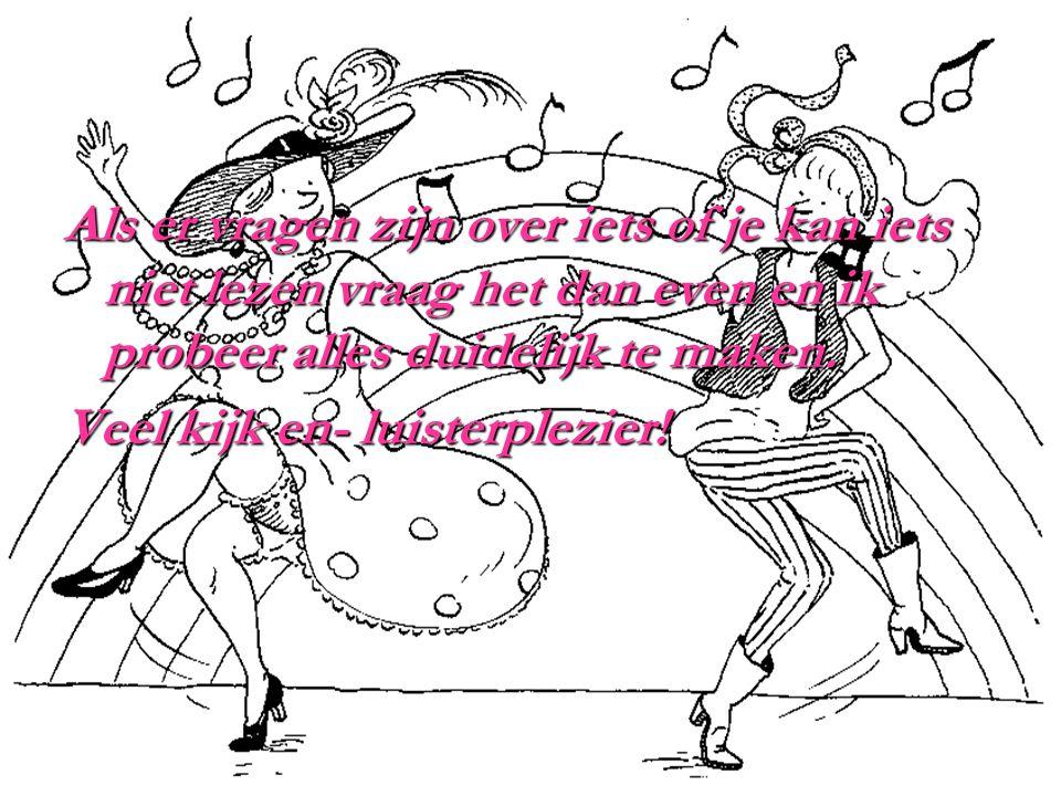 Dansen is het ritmisch bewegen met het lichaam.