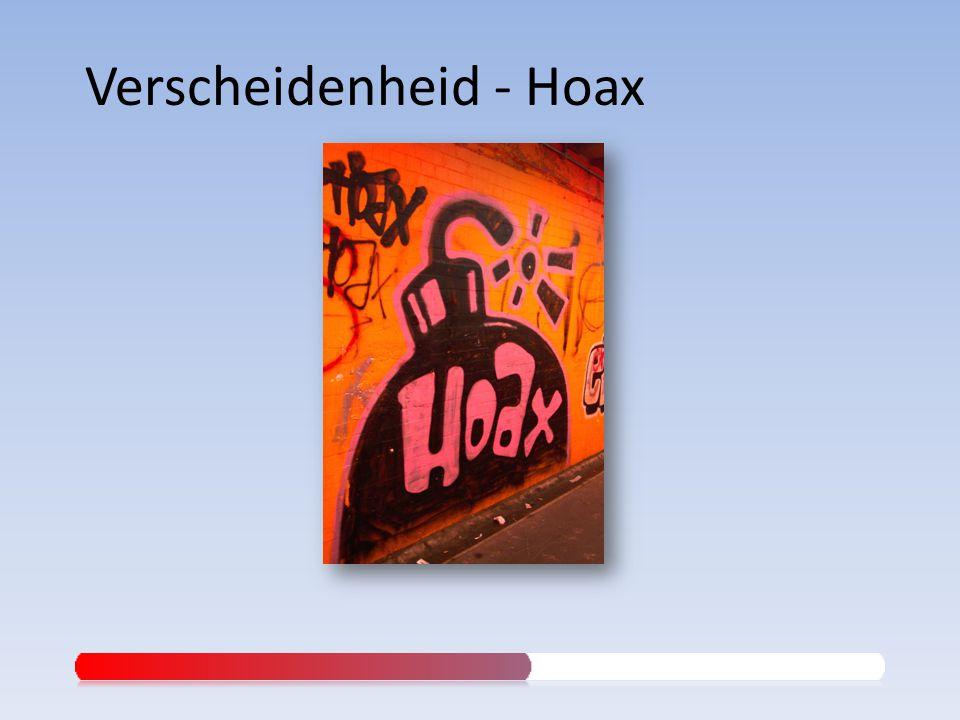 Verscheidenheid - Hoax