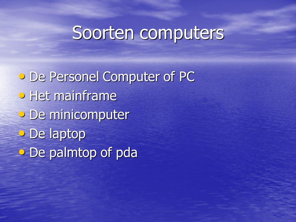 Toepassingssoftware Programma's die gebruikt worden om een bepaalde taak uit te voeren Programma's die gebruikt worden om een bepaalde taak uit te voe