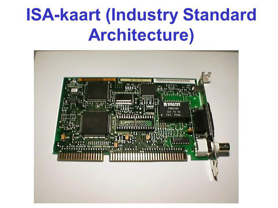 ISA-kaart (Industry Standard Architecture)